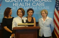 Speaker Nancy Pelosi, Congressman Xavier Becerra, Congresswoman Donna Edwards, Congresswoman Rosa DeLauro, and Congresswoman Mary Jo Kilroy held a press conference this afternoon in the Capitol on America's Affordable Health Choices Act and the reduc Specializing in Start-Up of Personal Care Homes, Adult Day Programs, Non-Medical Personal Care & Medicaid Waiver Programs. - http://www.nbhsllc.com