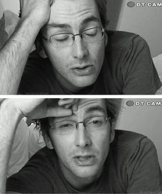 David Tennant. Can you just imagine waking up next to this?!?! ummm... YES! :D