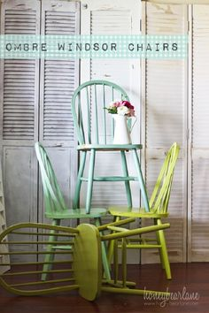 13 Brilliant DIY Painted Furniture Projects   GleamItUp