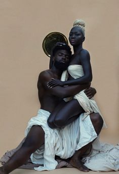 Black love is beautiful Black Love Art, My Black Is Beautiful, Beautiful People, Black Couple Art, Black Girl Aesthetic, Black Couples, We Are The World, Mode Style, Black People