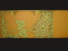 Edwardian printed Nairn linoleum with Art Nouveau design Art Nouveau Design, Museum Collection, Victorian, Printed, Antiques, Antiquities, Antique