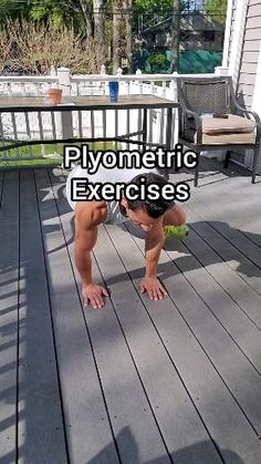 👉🏽Workout: 30 sec. each exercise Plyometric Workout, Plyometrics, Hitt Workout, Calisthenics Workout, Dumbbell Workout, Tabata, Full Body Hiit Workout, Hiit Workout At Home, Gym Workout Videos