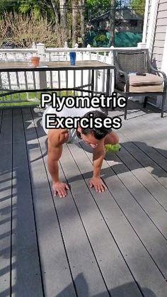 👉🏽Workout: 30 sec. each exercise Hitt Workout, Plyometric Workout, Hiit Workout At Home, Gym Workout Videos, Calisthenics Workout, Gym Workout For Beginners, Plyometrics, Fun Workouts, At Home Workouts
