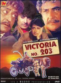 Victoria No.203 Hindi Movie Online - Navin Nischol, Saira Banu and Pran. Directed by Brij. Music by Kalyanji Anandji. 1972 ENGLISH SUBTITLE