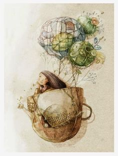 Pinzellades al món: Il·lustracions de TAMYPU