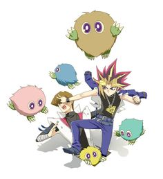 Go out Seto, we have Kuriboh  <3      ~ Duel Monsters ~