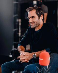 Tennis World, Le Tennis, Sport Tennis, Roger Federer Rolex, Kim Clijsters, Tennis Legends, Interview Style, Professional Tennis Players, Ana Ivanovic