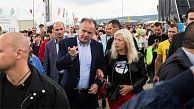 Did you go to the  #Pohoda music festival? If so, did you bump into the #Slovak president?