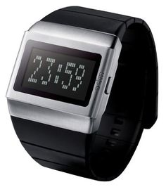 odm Unisex MDD99B1 Mr Metallic Series Black and Silver Programmable Digital Watch >>> Find out more about the great product at the image link.Note:It is affiliate link to Amazon. #babyootd