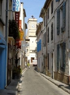 Saint Remy de Provence...in the land of van Gogh