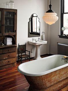 classical bath, love.  Rejuvenation Alexandra