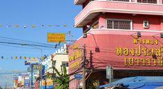 Photography - Colorful Street of Bangkok