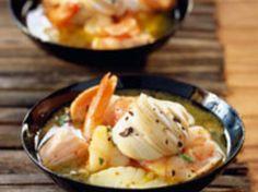 Découvrez la recette Blanquette de lotte sur cuisineactuelle.fr.