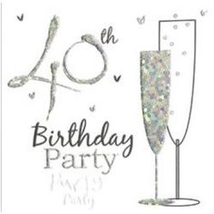 41 best 40th birthday party invitations images on pinterest 40th 40th birthday party invitation cards filmwisefo