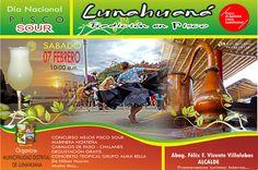 Festival del Pisco Sour 2015 en Lunahuaná