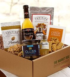 The Market Box. It's 5:00 Somewhere. #martini #foodie #gift
