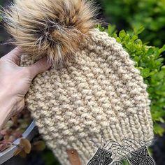 Caterpillar Bulky Knit Hat Pattern · Crazy Hands Knitting Knitting Yarn, Hand Knitting, Knit Beanie Pattern, Super Bulky Yarn, Knitting Patterns Free, Hat Patterns, Chunky Yarn, Knitted Hats
