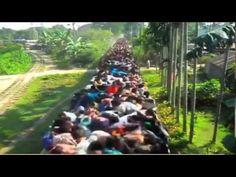 Pociąg pasażerski w Indiach