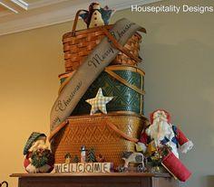 Housepitality Designs - Christmas around the house