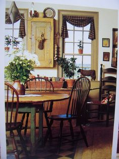 1620-1720, Windsor chairs, created by Frank timber. The back is rounded and has bars going up and down.