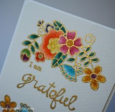 Paper Smooches Card Idea