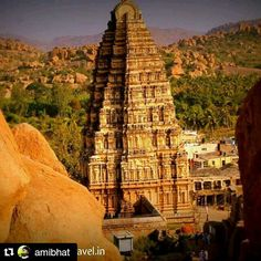 #Repost @amibhat with @repostapp  #Virupakshatemple in #hampi... One from my earlier trips this year... Nostalgia  Follow back for travel inspiration and tag your post with #talestreet to get featured.  Join our community of travelers and share your travel experiences with fellow travelers atHttp://talestreet.com  #hampidiaries #igramming_india #indiaclicks #indiabestpic #ig_karnataka #igkarnataka #Bengaluru  #theindiantale #theworldguru #theuncommonbox #twitter #storiesofindia…