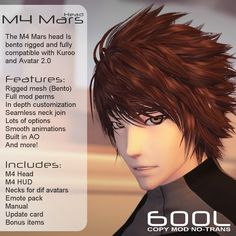 f26677984ef Check out this Second Life Marketplace Item!