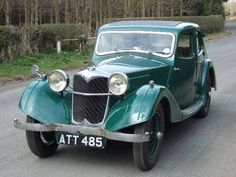 Riley 12/4 Kestrel 4 Light (1935)