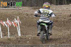 Fin Walters #711 @ Amherst Meadowlarks MC (65cc Open, 11 & under) - 13 April 2014  #WaltersBrothersRacing #711WBR117 #Motocross #MX #AnySportHeroCards #AXO #BrapCap #DT1Filters #DunlopTires #EKSBrandGoggles #FafPrinting #Kalgard #K3offroad #MikaMetals #MotoSport #RiskRacing #SlickProducts #SpokeSkins #StepUpMX #dirtbike #Kawasaki #KX #KX65 #65cc #Walters #Brothers #Racing #Fin #CRA #AmherstMeadowlarks