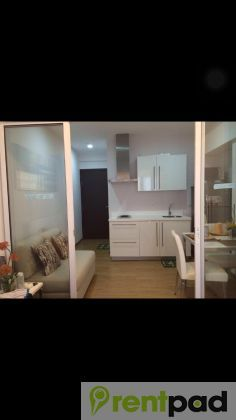 Acqua Private Residences - Sutherland Tower 1 Bedroom w/ glass door partition Balcony 27 sqm High floor Fully furnished, renovated Available immediate Asking for only inclusive of condo dues Condo Design, Glass Door, Flooring, Bedroom, House, Home, Wood Flooring, Bedrooms, Glass Doors