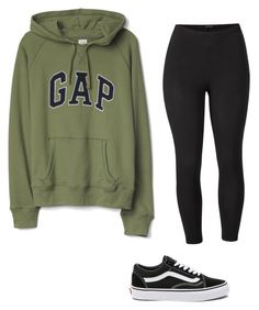 """Untitled #123"" by alessiacaravetta on Polyvore featuring Venus, Vans, Gap and plus size clothing"