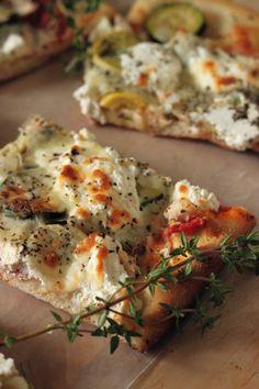 Slow rise pizza dough / fiveandspice
