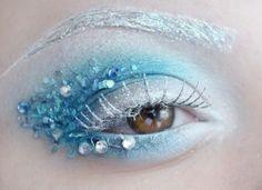 make-up-is-an-art: Ice Princess