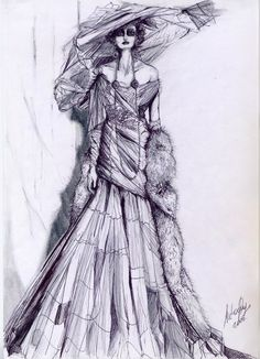Antonio Drago. Tribute to Christian Dior Haute Couture 2