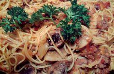 Pasta Bolognese #angelhair #pasta #bolognese #sauce #italian #homecooking