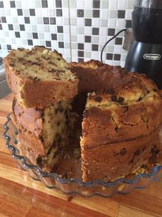 Loaf Cake, Pound Cake, Almond Cakes, Coffee Cake, Banana Bread, Food And Drink, Meals, Party, Desserts