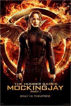 Die Tribute von Panem - Mockingjay Teil 1 - Katniss