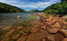 Pack your binoculars for this coastal drive that skirts the woodlands of Acadia National Park, a pri... - Manny Estrella