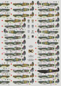 My endless Spitfire build - ready for 2019 Ww2 Aircraft, Fighter Aircraft, Military Aircraft, Fighter Jets, Image Avion, Spitfire Supermarine, Spitfire Airplane, Spitfire Model, Airplane Painting