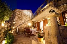 Croatia, Island Brač, Milna, Moro House**** http://www.relaxino.com/en/croatia-island-brac-milna-moro-house