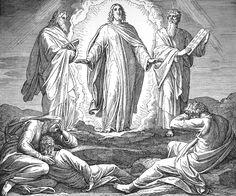 Bilder der Bibel - Verklärung Jesu