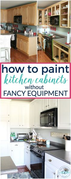 Fresh Professional Spray Painting Kitchen Cabinets