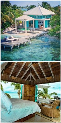 #Cayo_Espanto_Private_Island_Resort - #Ambergris_Caye - #Belize http://en.directrooms.com/hotels/info/6-81-1472-268773/