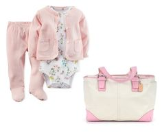 """""""Tamaki Newborn"""" by shattereddemon ❤ liked on Polyvore featuring Coach"""