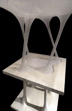 Lancelot Coar | 'Concept for Fabric Reinforced Concrete'