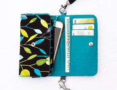 Bring the Basics Bag - Cellphone bag in two sizes | Craftsy