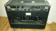 Peavey Deuce 212 VT Serie Röhrenverstärker Gitarrenverstärker in Nordrhein-Westfalen - Schloß Holte-Stukenbrock | Musikinstrumente und Zubehör gebraucht kaufen | eBay Kleinanzeigen