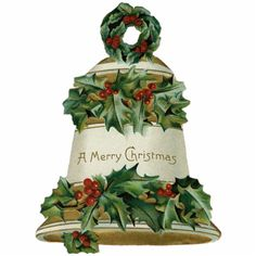 Victorian style christmas ornaments | Victorian Bell Christmas Ornament Photo Sculpture | Zazzle