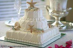 starfish cake Starfish Cake, Seashell Cake, Plan My Wedding, Dream Wedding, Wedding Ideas, Wedding Styles, Wedding Stuff, Wedding Inspiration, Beach Themed Cakes