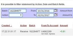 Ad Click Xpress Withdrawal Proof no 24 # Meda System THIS IS NOT SCAM .  Thakns ACX !!! I love ACX  I get paid daily and I can withdraw daily. Online income is possible with ACX,  who is definitely paying - no scam here. Make extra money at home without getting a regular job!